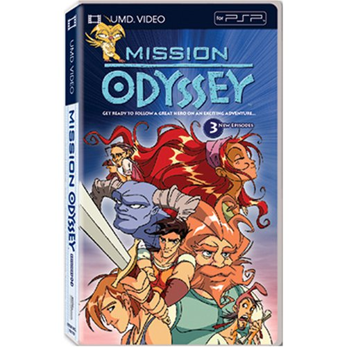 Mission Odyssey [UMD for PSP] (Genius Console compare prices)