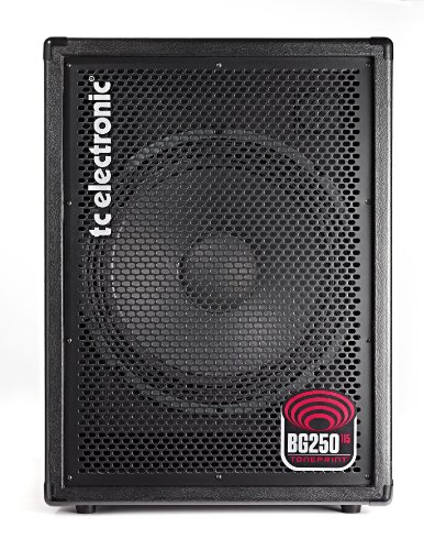 Tc Electronics Bg250-115 Mkii Bass Combo Amplifier