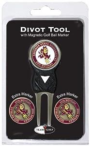 Buy NCAA Arizona State Sun Devils 3 Marker Signature Golf Divot Tool Pack by Team Golf