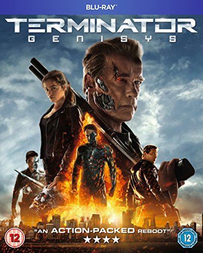 Terminator Genisys [Blu-ray] [2015] [Region Free] UK-Import, Sprache: Deutsch, Englisch.