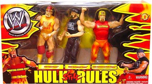 wwe hollywood hulk hogan toy