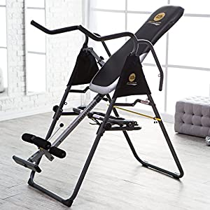 Body Power ABI1780 Inversion Table with Core and Back Machine