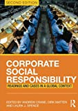 img - for Corporate Social Responsibility: Readings and Cases in a Global Context book / textbook / text book