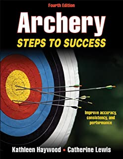 Book Cover: Archery-4th Edition: Steps to Success