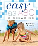 img - for Easy as ABC Crosswords (Easy Crosswords) book / textbook / text book