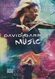 MUSIC by DAVID GARRETT Ntsc Worldwide Compatible
