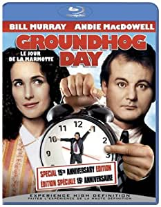 Groundhog Day Bilingual [Blu-ray]