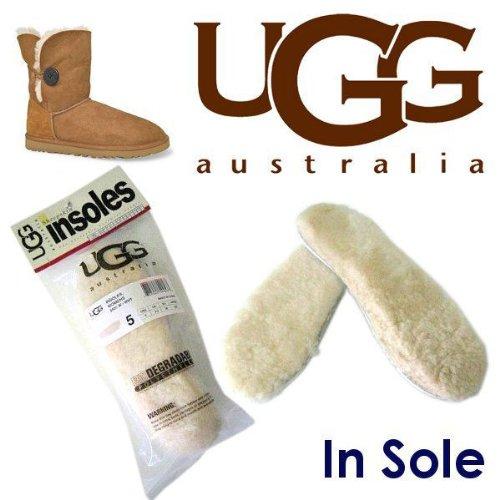 UGG(アグ) インソール 中敷き (ムートンブーツ用インソール)