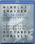 Beethoven & Mendelssohn: Violin Conce...