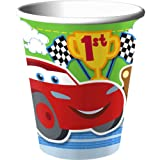 Disney/Pixar Cars 1st Birthday Champ 9 oz. Party Cups 8 Pack