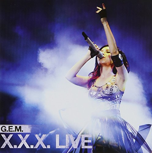 G. E. M. X. X. X. LIVE (2 CD) (Hong Kong S.A.R. Edition)