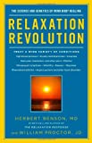 img - for Relaxation Revolution: The Science and Genetics of Mind Body Healing book / textbook / text book