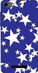 Eco Shopee Printed Back Cover For Xolo Era 4g ARTICLE-45772