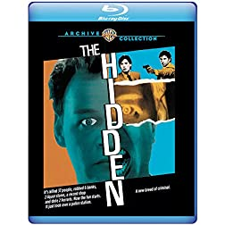 The Hidden [Blu-ray]