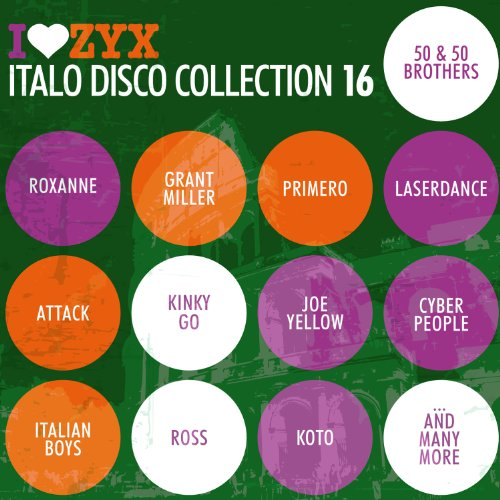 VA-ZYX Italo Disco Collection 16-3CD-FLAC-2013-WRE Download