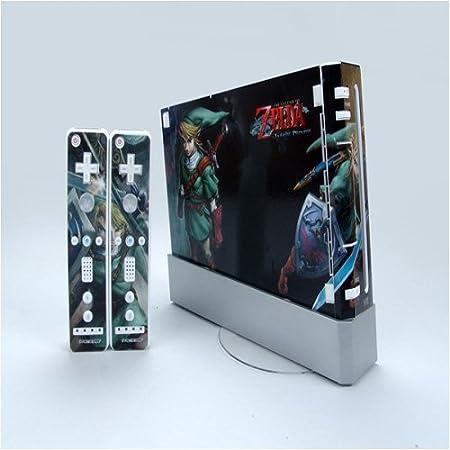 Wii Dual Colored Skin Sticker,Wii0620-17