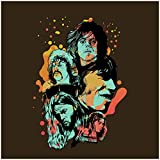 The Racoon Any Color You Like - Pink Floyd Poster Laminated Matte Finish, Small (18 X 12 In)