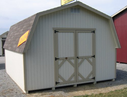 Shedme 10 X 12 Gambrel Roof Shed