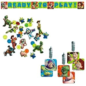 Toy Story 3 Decorating Party Kit