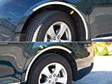 AutoZ Chrome Trim Stainless Stainless Steel Wheel Well Molding Cover Kit 2011-2015 TOYOTA SIENNA