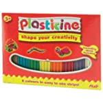Plasticine 8 Colour Pack