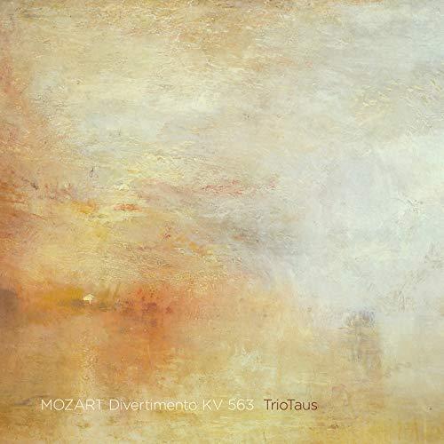 SACD : MOZART / TRIOTAUS - Divertimento Kv 563
