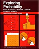 01701 QUANTITATIVE LITERACY SERIES: EXPLORING PROBABILITY STUDENT       EDITION (0866513337) by Dale Seymour Publications Secondary