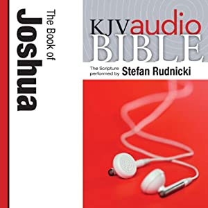 King James Version Audio Bible: The Book of Joshua | [Zondervan Bibles (editor)]