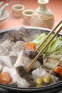 北海道産極上真鱈(たら)真だち特撰鍋セット(3~4人前)【北海道グルメ・お祝いギフト推奨商品】