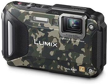 Panasonic LUMIX DMC-TS6 16MP HD Digital Camera w/28-128mm Lens