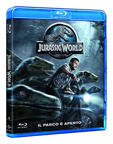 jurassic world blu_ray Italian Import