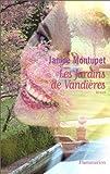 """Afficher """"Les jardins de Vandières"""""""
