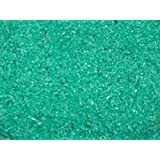 20kg Green Color Crystel Sand For Garden Decor Plant Home Decor Backyard Patio Pathway Indoor And Outdoor Gravel Soil Stone Pebbles Chips Decoration Fish Tank Substrate