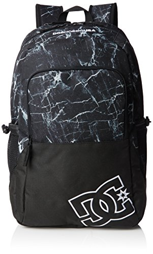 dc-shoes-herren-detention-ii-m-bkpk-wht1-backpack-schwarz-52-x-30-x-19-cm-215-liter