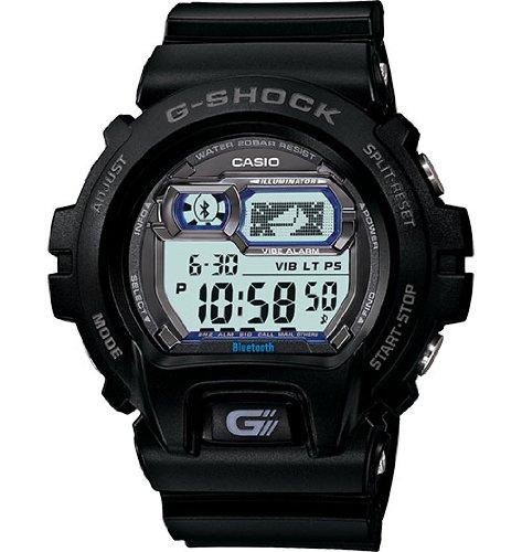 G-SHOCK Men's 6900 Bluetooth Edition Watch One Size Black [Watch] Casio