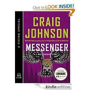 Messenger - (Walt Longmire Series #08.2) - Craig Johnson