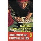 Une conspiration de papierpar David Liss