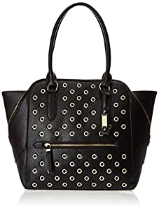 Nine West Punch Love 60338405 Shoulder Bag,Black,One Size