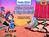 Little David and Big Goliath (Peek-a-Bible), Harrast, Tracy