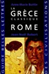 Coffret La Gr�ce classique - Rome