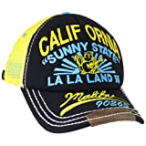 True Religion Men's Neon Trucker Cap