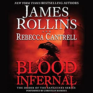 Blood Infernal Audiobook