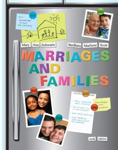Marriages and Families: Diversity and Change (6th Edition)