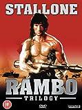 The Rambo Trilogy : First Blood / Rambo - First Blood 2 / Rambo 3 (3 Disc Box Set) [DVD]