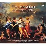 Telemann: Complete Trio Sonataby Alfredo Bernardini