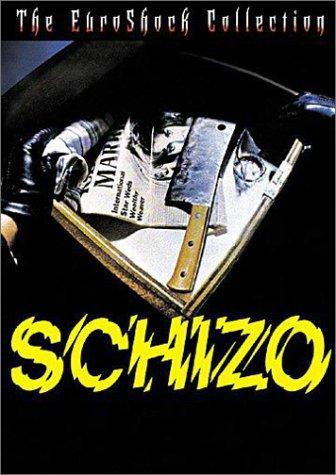 Шизо / Schizo (Пит Уокер / Pete Walker) [1976 г., Триллер, DVD5 (Custom)]