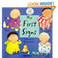 My First Signs: BSL (Baby Signing)