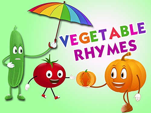 Vegetable Rhymes - Season 1