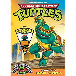 Teenage Mutant Ninja Turtles: Season 7, Pt. 2 - The Michelangelo Slice movie
