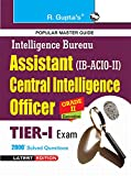 #9: IB: Asst Central Intelligence Officers (ACIO) Grade-II/Executive Exam Guide